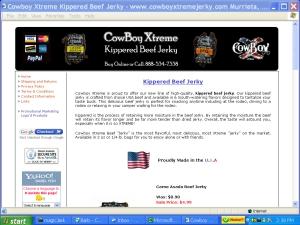 Cowboy Xtreme Jerky