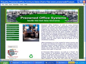 Preowned Office System