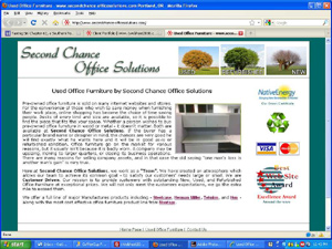 Second Chance Office Solutions