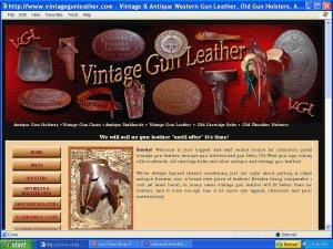 VintageGunLeather