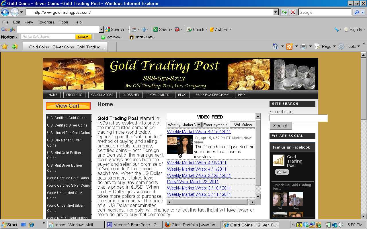 Gold Trading Post